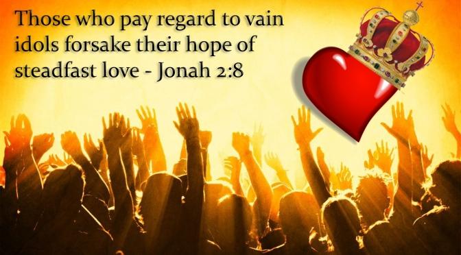 Idolizing Love