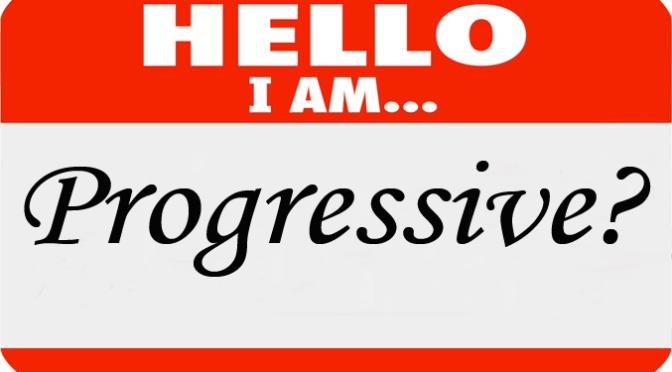 The Errancy of the Progressive Christian Label